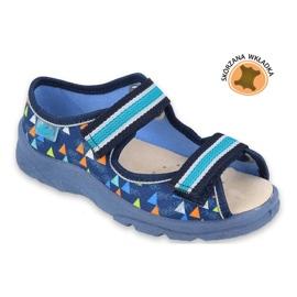 Befado children's shoes 869X164 blue 2