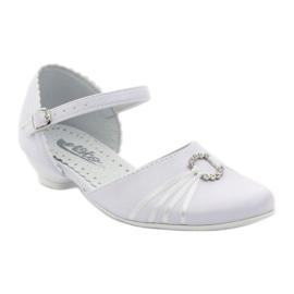 Courtesy ballerina shoes Miko 710 white 1