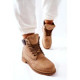 PH1 Women's Beige Crush Warm Boots brown 2