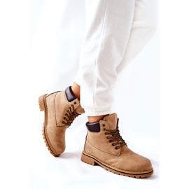 PH1 Women's Beige Crush Warm Boots brown 3