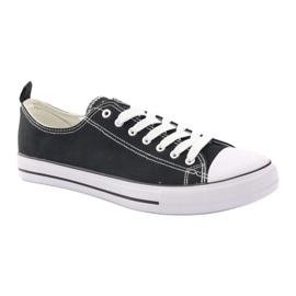 Black American Club LH03 sneakers 1