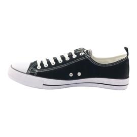 Black American Club LH03 sneakers 2