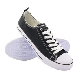 Black American Club LH03 sneakers 3