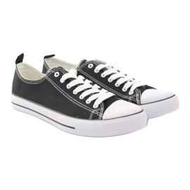Black American Club LH03 sneakers 4
