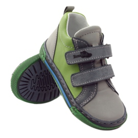Boys' shoes Ren But 1429 gray green grey 3