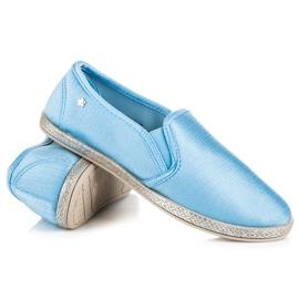 Balada Slip On Espadrilles blue 5