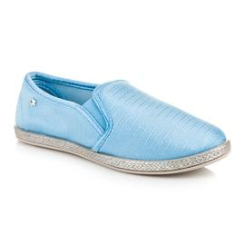 Balada Slip On Espadrilles blue 3