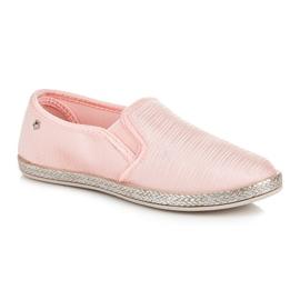 Balada Slip On Espadrilles pink 2