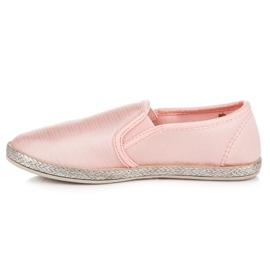 Balada Slip On Espadrilles pink 3