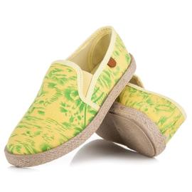 Vices Hawaii Espadrilles yellow 3