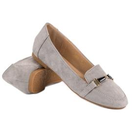 Sergio Todzi Suede loafers grey 4