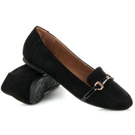 Sergio Todzi Suede loafers black 3