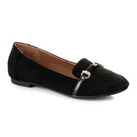 Sergio Todzi Suede loafers black 1