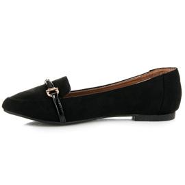 Sergio Todzi Suede loafers black 2