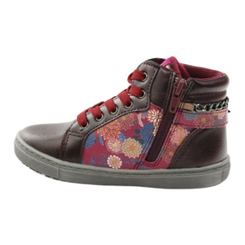 American Club ADI sport shoes bootees American 10108 pink multicolored 2