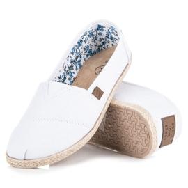 Mckeylor Espadrilles slip on white 2