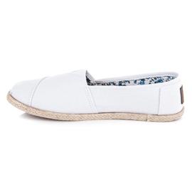 Mckeylor Espadrilles slip on white 1