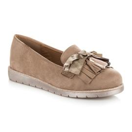 Seastar Suede loafers brown 2