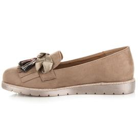 Seastar Suede loafers brown 3