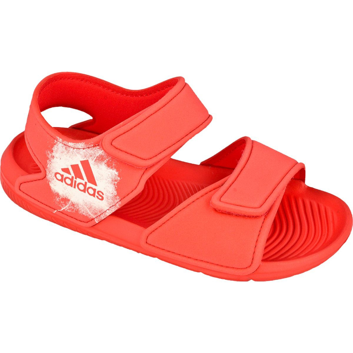 Details about Pink Adidas AltaSwim Jr BA7849 sandals