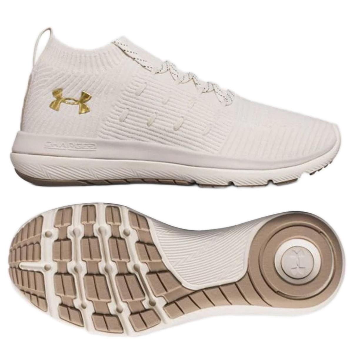 Details about Under Armour Under Armor Shoes Slingflex Rise W 3000096 105 white