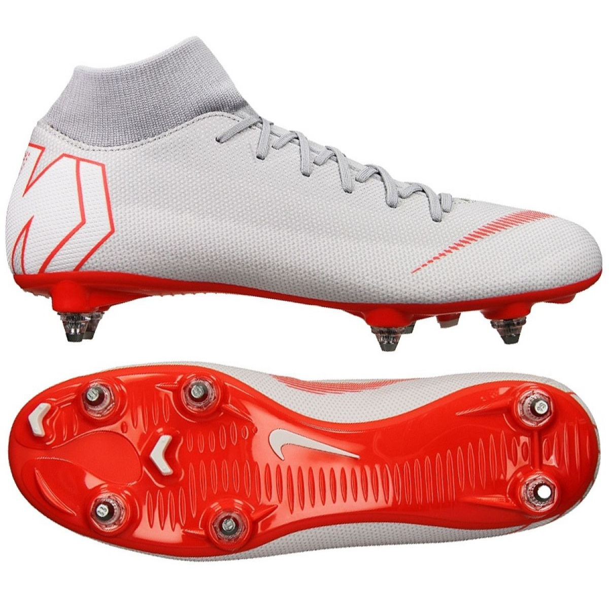 Details About Nike Mercurial Superfly 6 Academy Sg Pro M Ah7364 060 Football Shoes