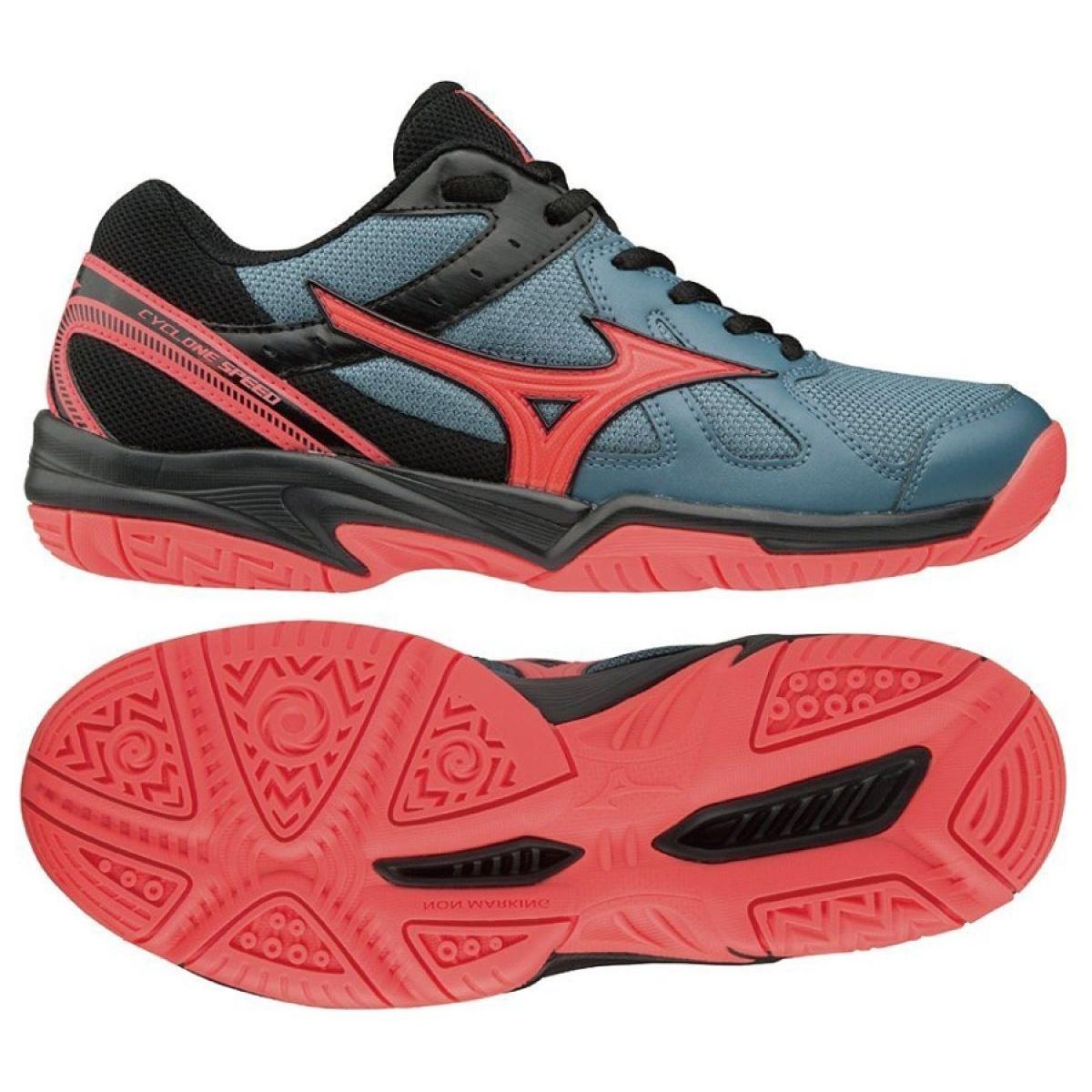mizuno womens volleyball shoes size 8 x 3 free el otro