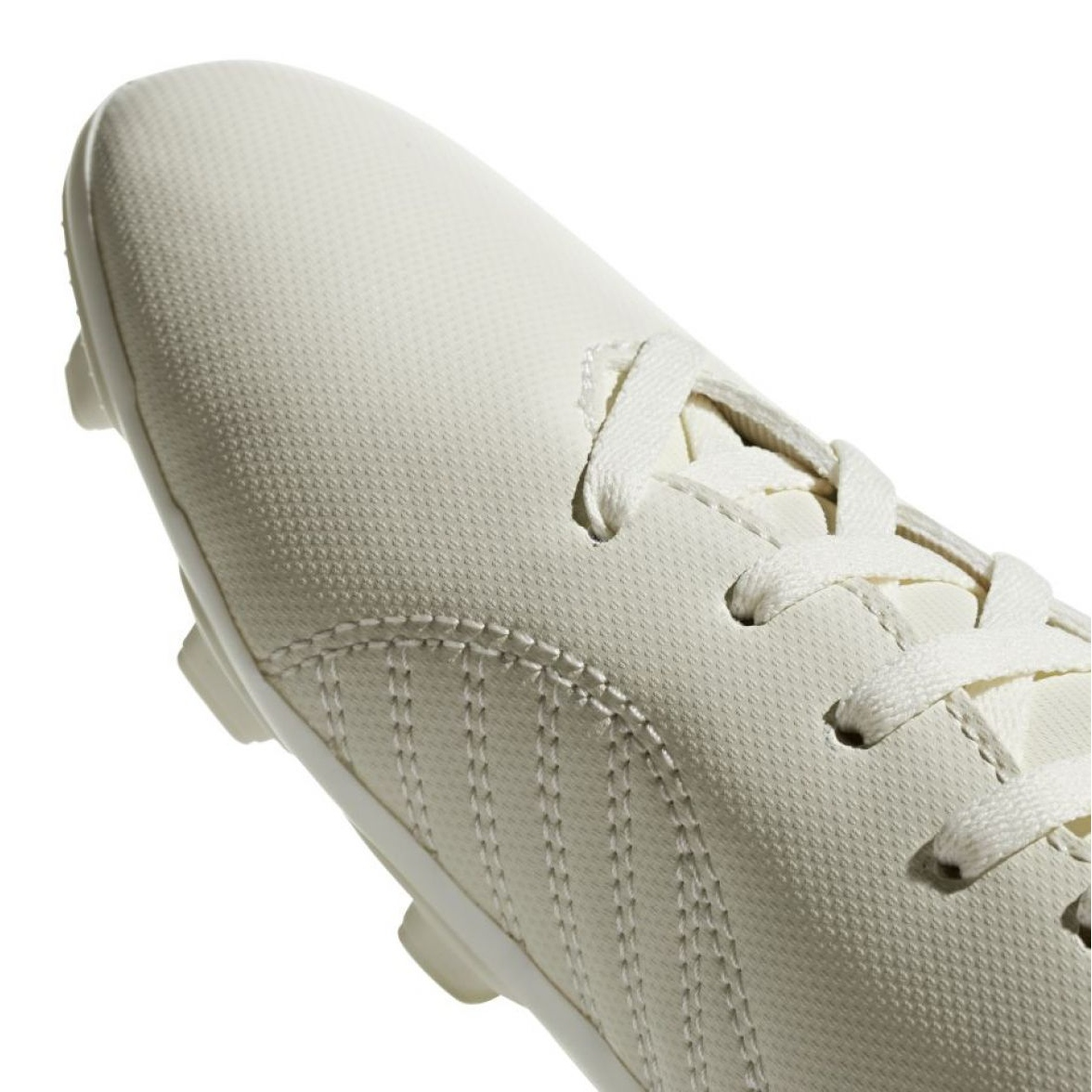 Details about Football shoes adidas X 18.4 FxG Jr DB2421 white white
