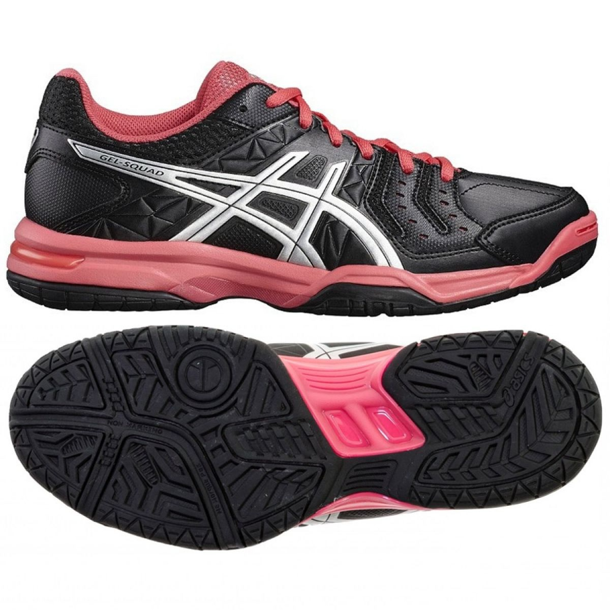 Kleidung & Accessoires Asics Gel Squad Turnschuhe