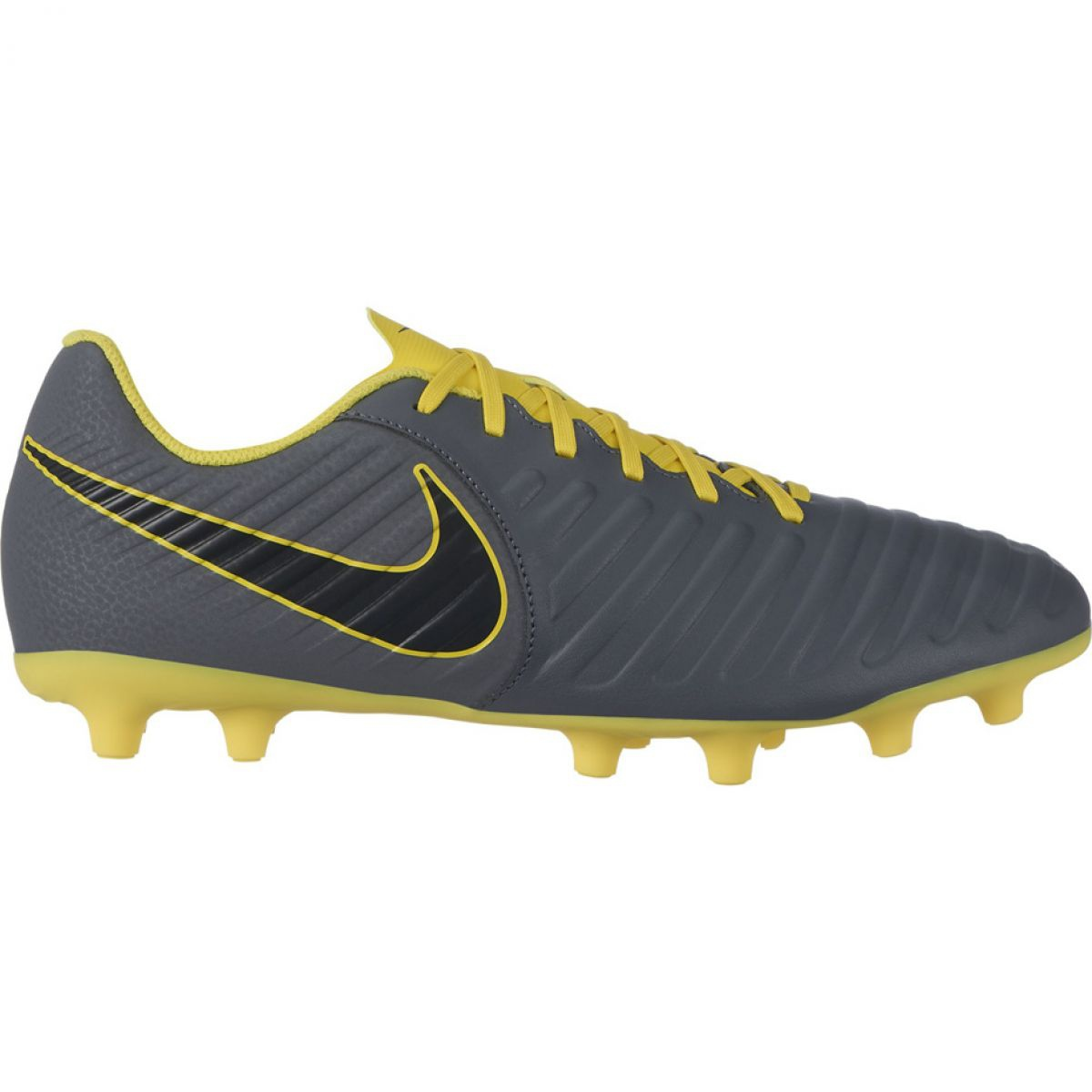 Details about Football shoes Nike Tiempo Legend 7 Club Mg M AO2597 070 grey of graphite