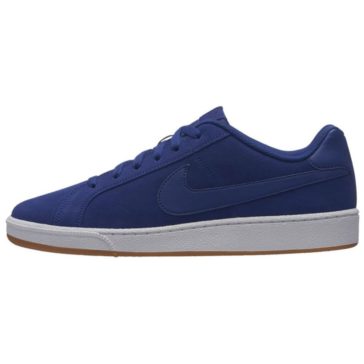 Details about Nike Court Royale Suede M 819802 405 blue
