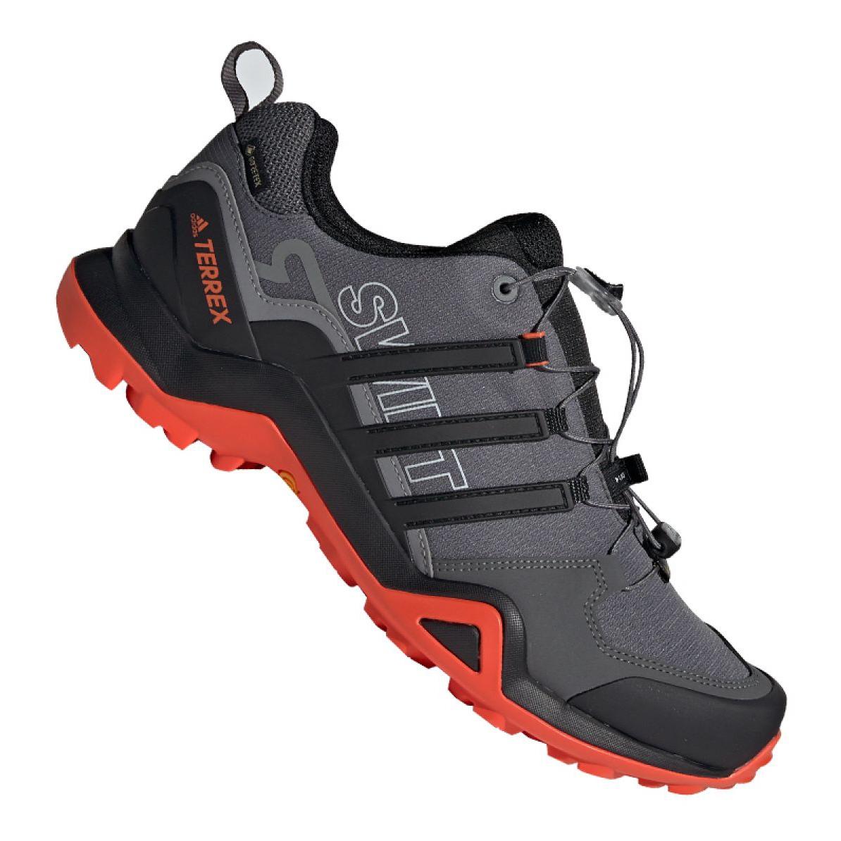 Details about black adidas terrex swift r2 gtx m g28410 shoes