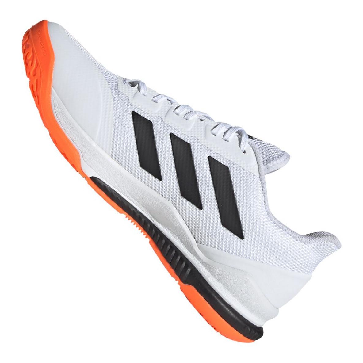 adidas Stabil Bounce Men's Shoes BlackWhiteOrange