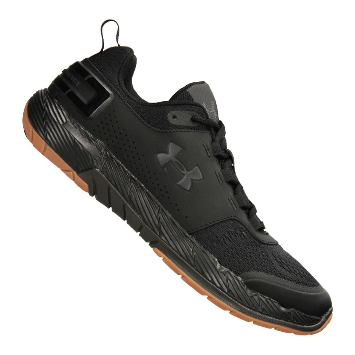 on sale ce998 640ff Details about Under Armour black Under Armor Commit Tr Ex M training shoes  3020789-007