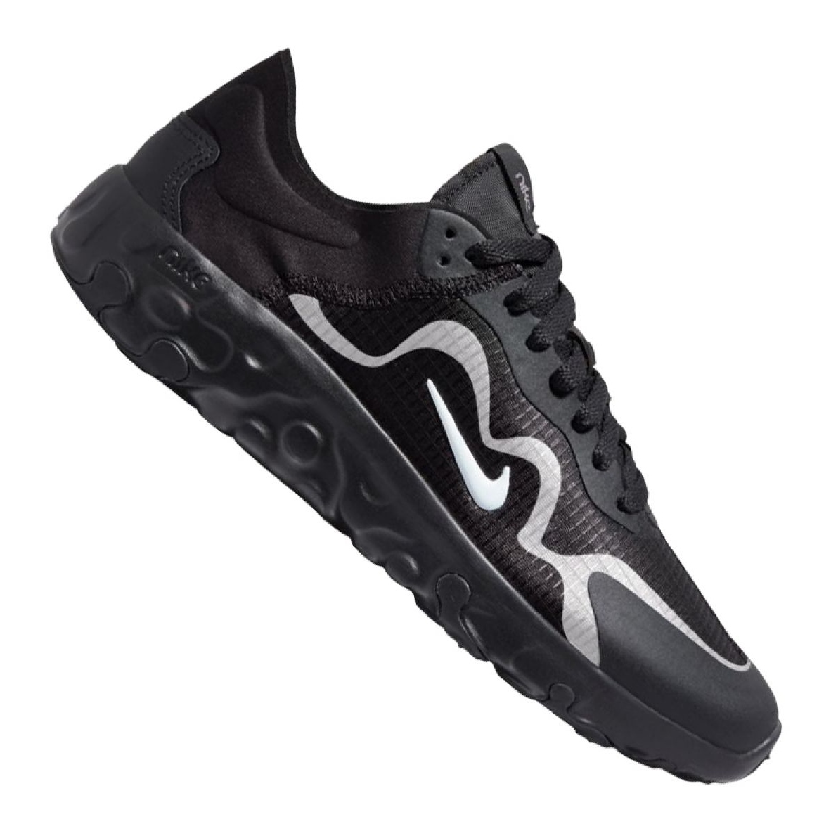 Details about Running shoes Nike Renew LucentM BQ4235 001 black