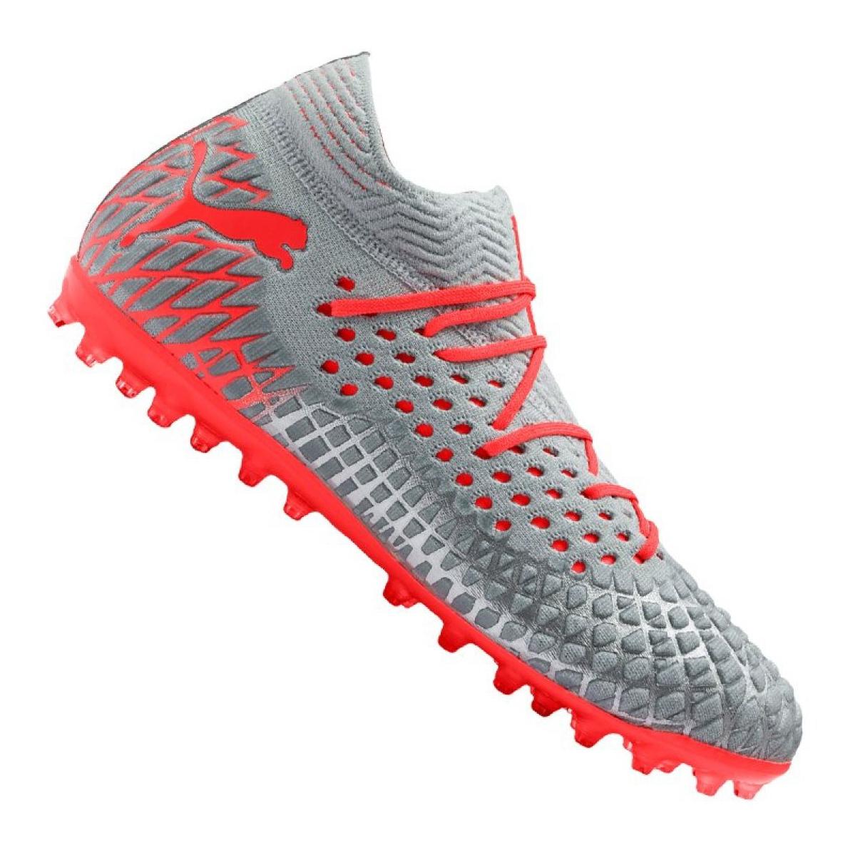 Details About Football Boots Puma Future 4 1 Netfit Mg M 105678 01