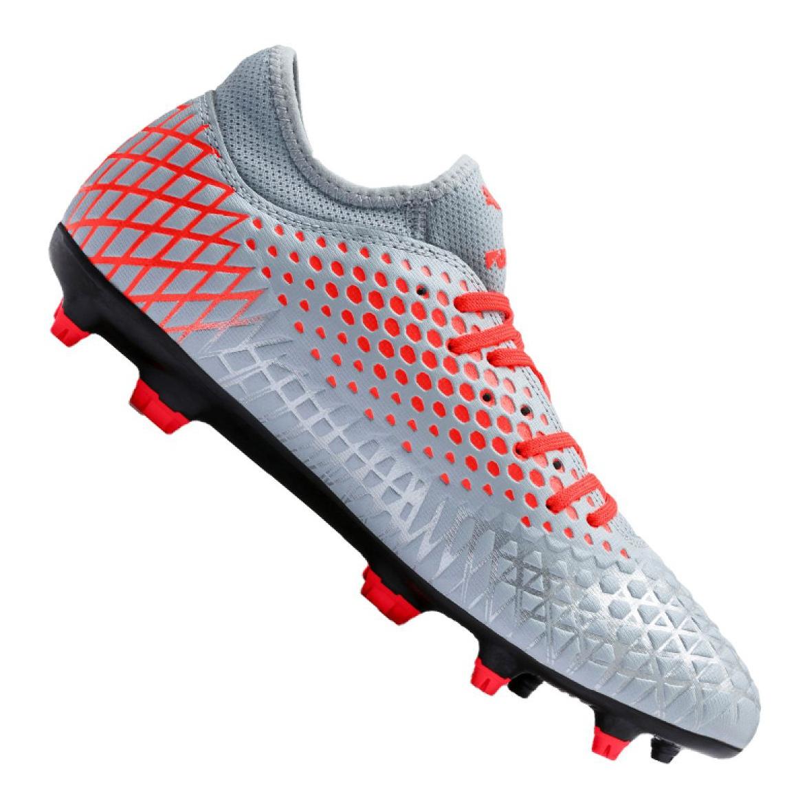 c5b2a515ea Football boots Puma Future 4.4 Fg / Ag M 105613-01 | eBay