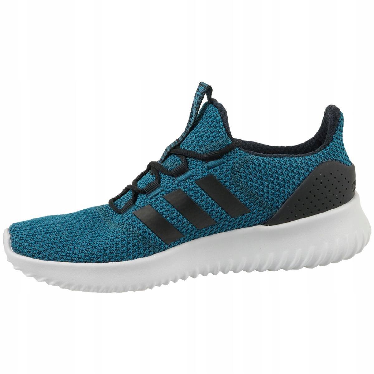Details about Blue Adidas Cloudfoam Ultimate M BC0122 shoes