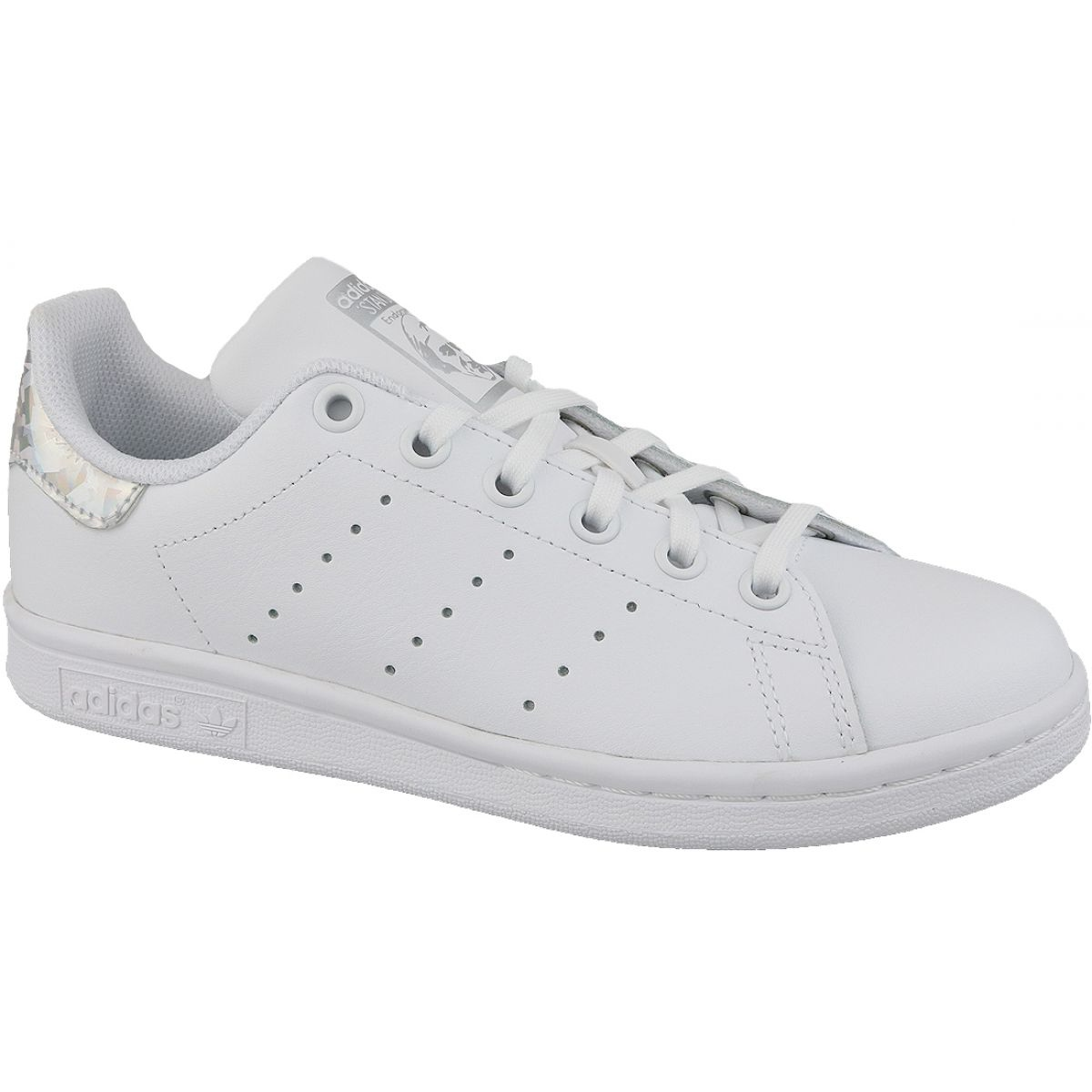 Details about Adidas Stan Smith Jr EE8483 shoes white