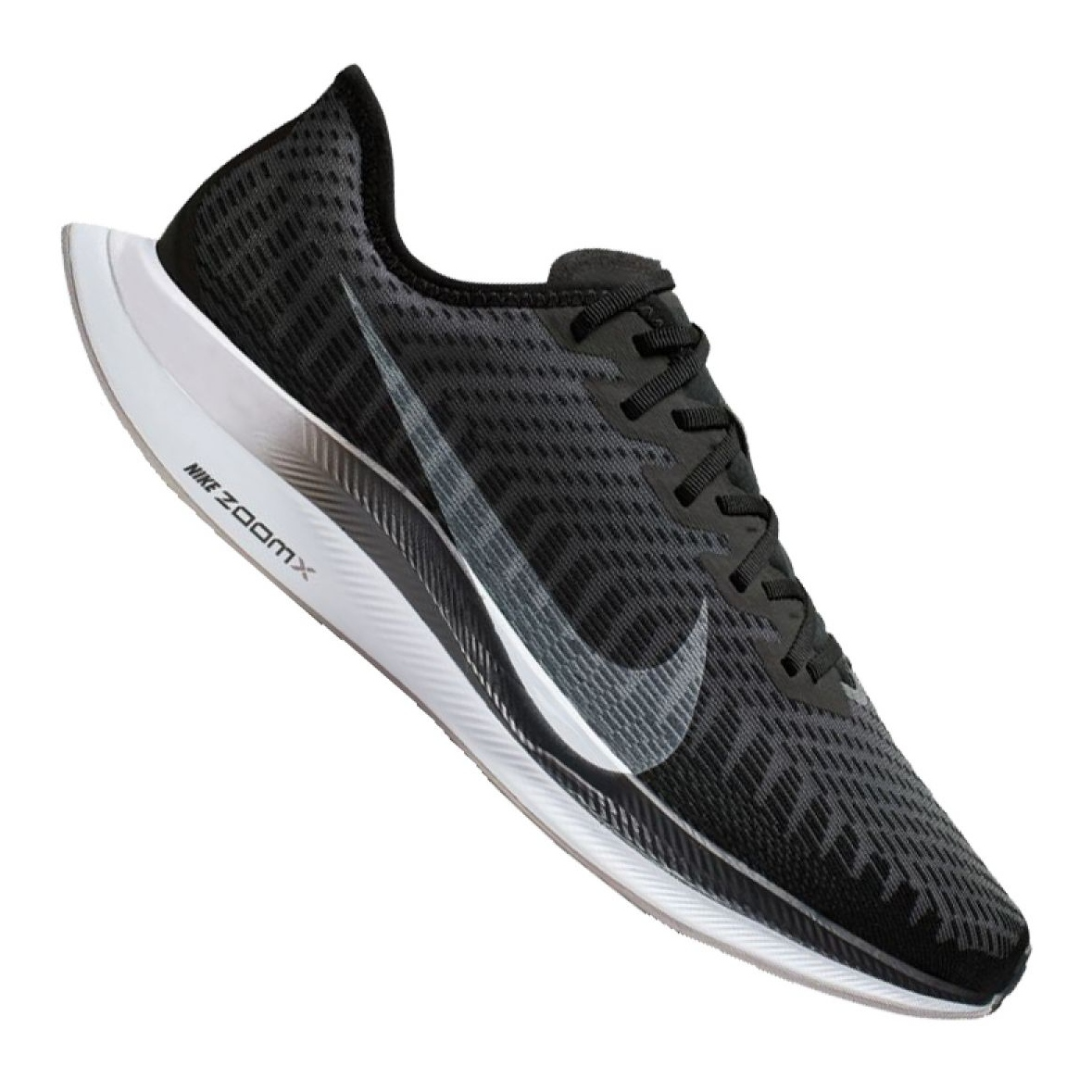 cheap for discount 7a4c2 5487d Details about Black Running shoes Nike Zoom Pegasus Turbo 2 M AT2863-001