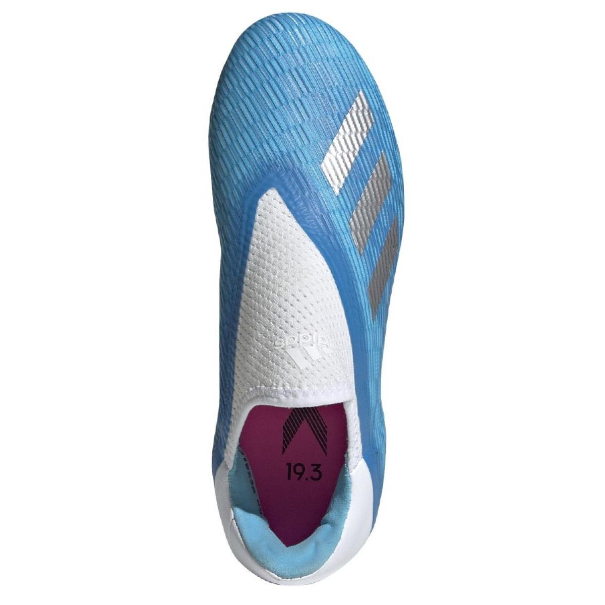 Details about Football shoes adidas X 19.3 Ll Fg Jr EF9114