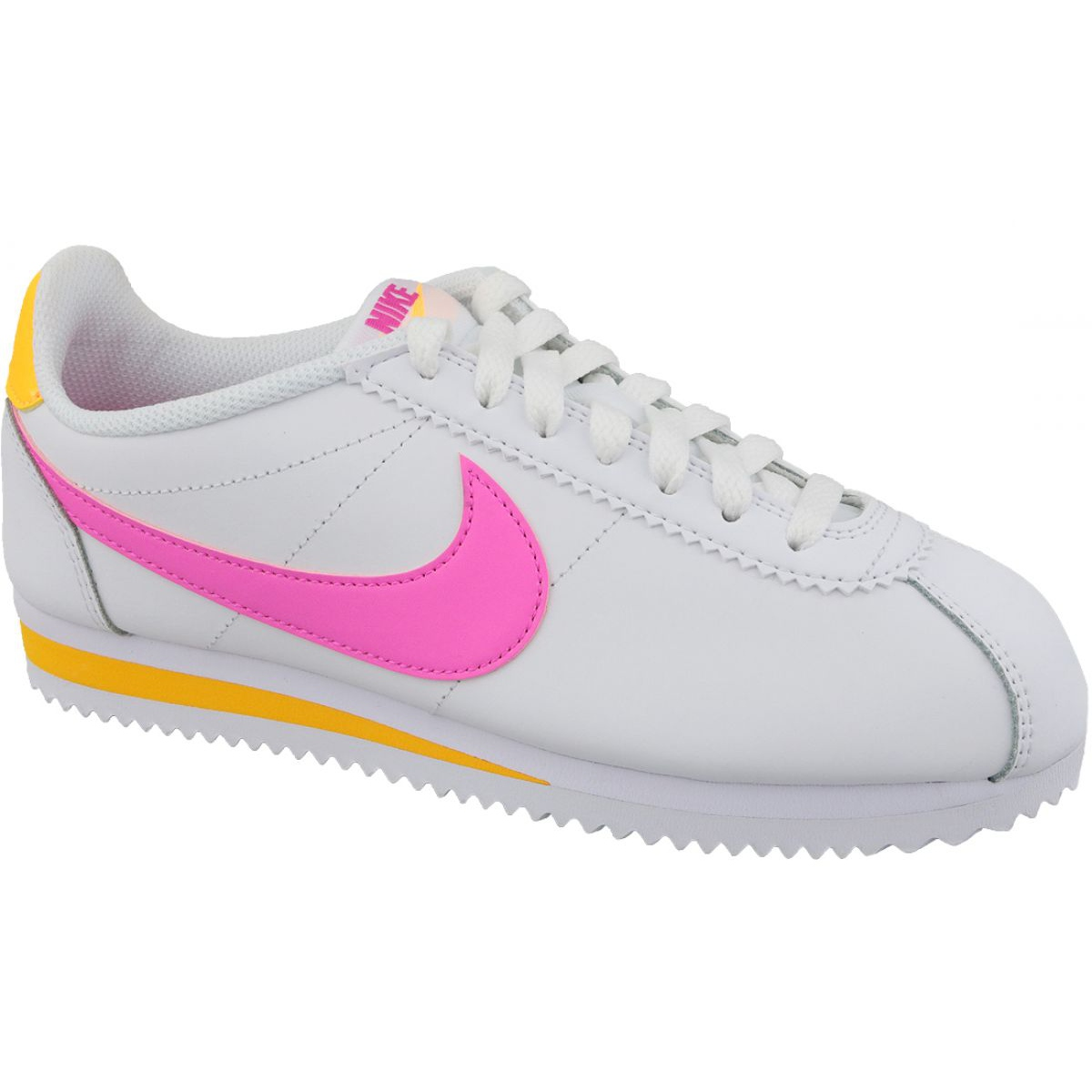 Details about Nike Classic Cortez Leather W 807471 112 white