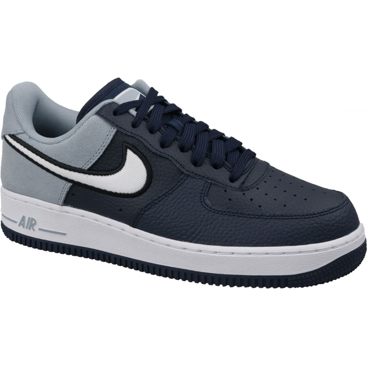 Details about Navy Nike Air Force 1 '07 M AO2439 400