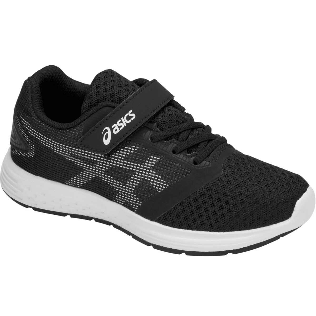 Details about Black Running shoes Asics Patriot 10 Ps Jr 1014A026-004