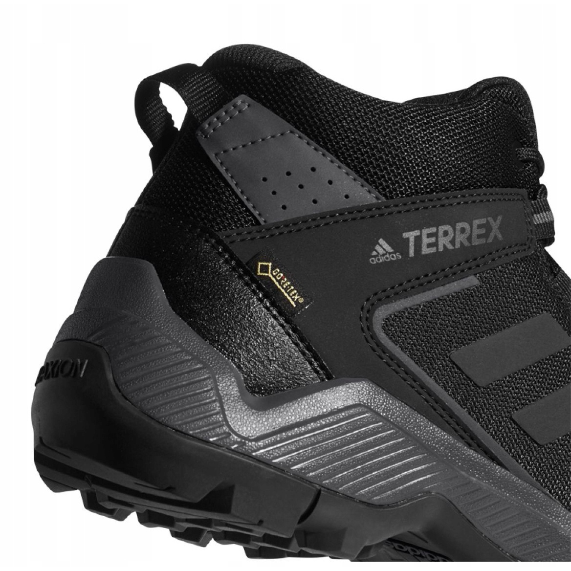 half off online here fast delivery Details about Black Adidas Terrex Eastrail Mid Gtx M F36760 shoes
