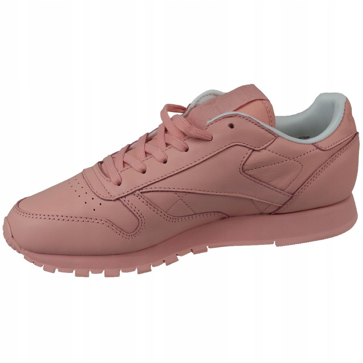 Details about Pink Reebok x Spirit Classic Leather W BD2771