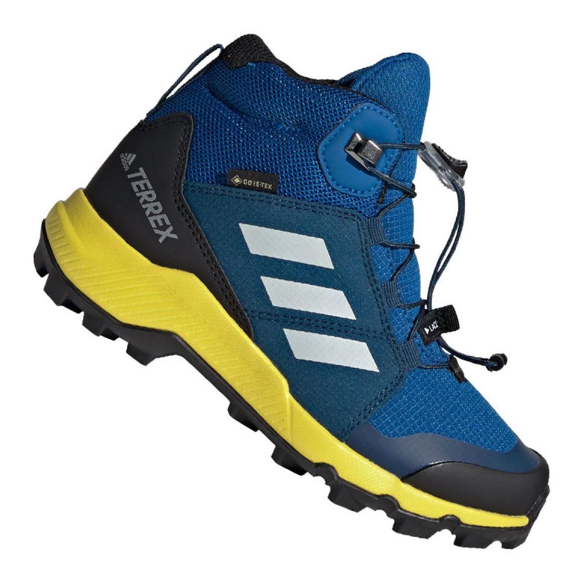 Details about Adidas Terrex Mid Gtx Jr BC0596 shoes
