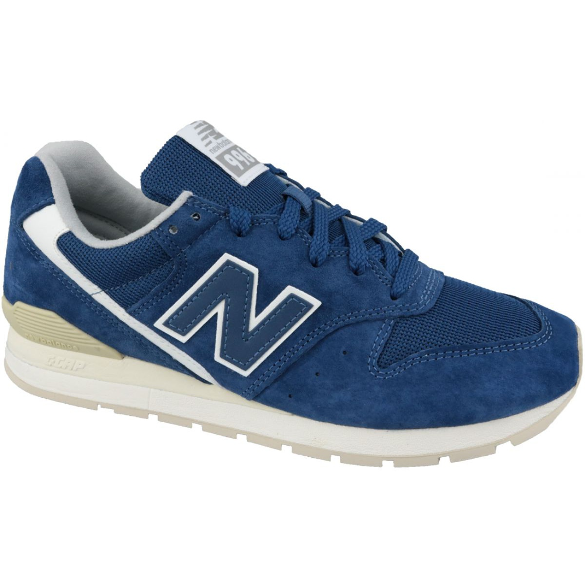 New Balance Life Style Mens Shoes Navy Blue//White MS574SNV
