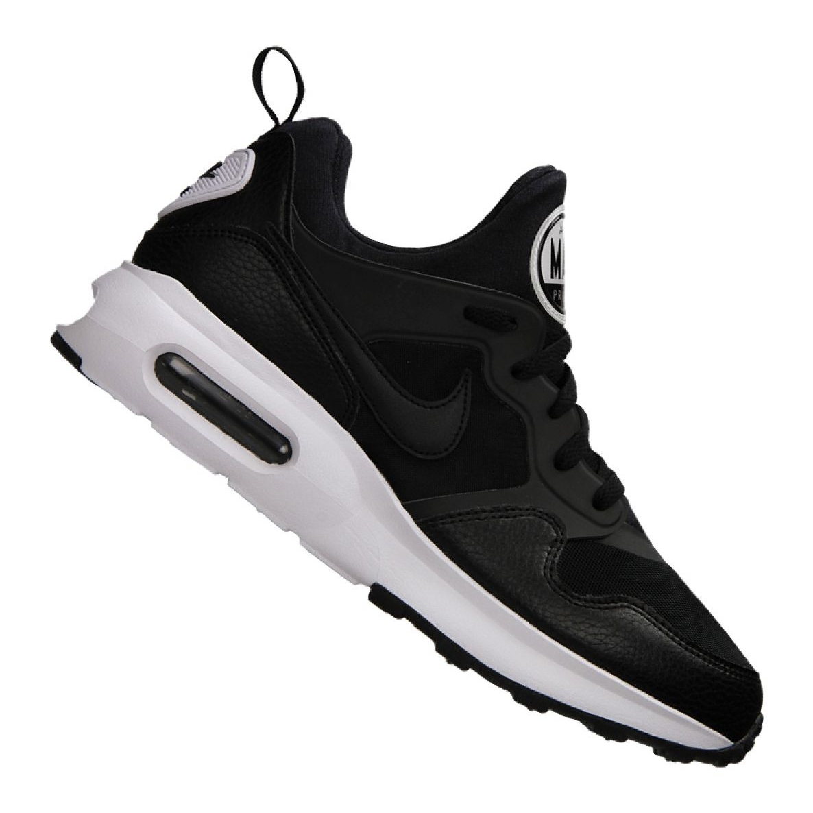 Details about Black Nike Air Max Prime M 876068 001 shoes