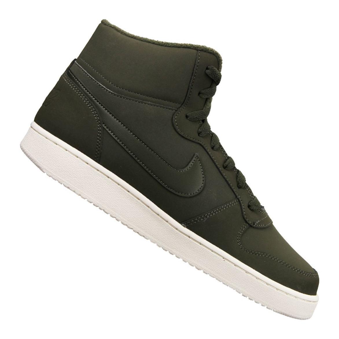 Details about Nike Ebernon Mid Se M AQ8125,300 shoes green